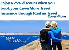 CoverMore Travel insurance quote - click here!