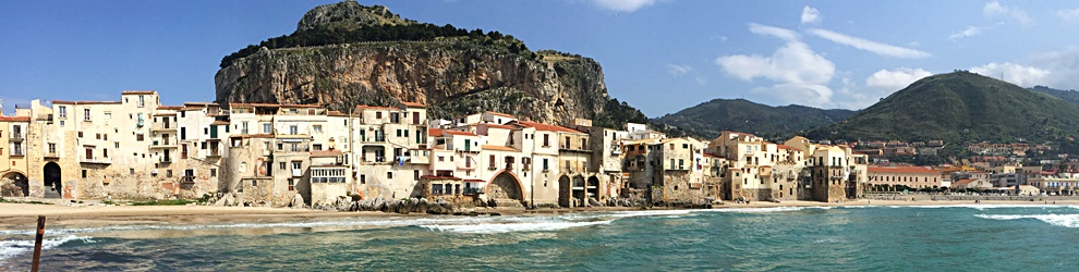 Beautiful Cefalu, Sicily