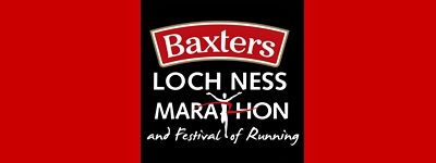 Loch Ness Marathon, Inverness, Scotland