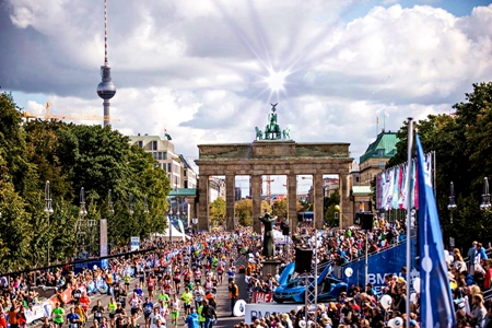 Bmw Berlin Marathon Guaranteed Entry And Accommodation Packages With Runfun Travel