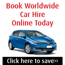 Book Car Rental with DriveAway Holidays